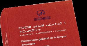 DGLAi - Dictionnaire officiel Tamazight berbère