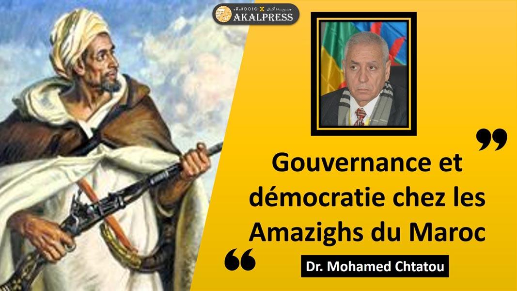 Photo of Gouvernance et démocratie chez les Amazighs du Maroc