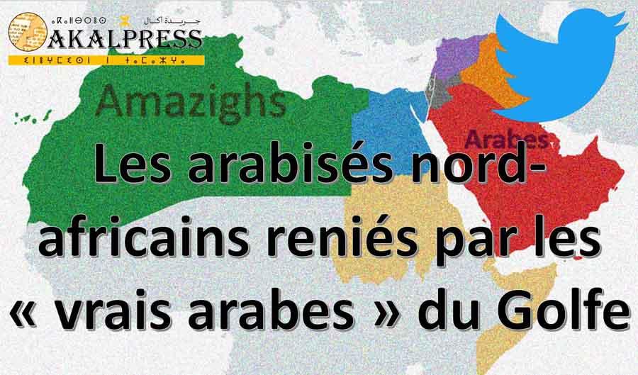 Photo of Les arabes du Golfe lancent une campagne visant les arabisés nord-africains