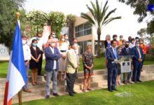 Photo of Le consul général de France à Agadir prononce son discours en langue amazighe