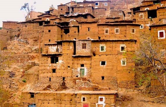 2 days Amazigh villages hike - Atlas walkers