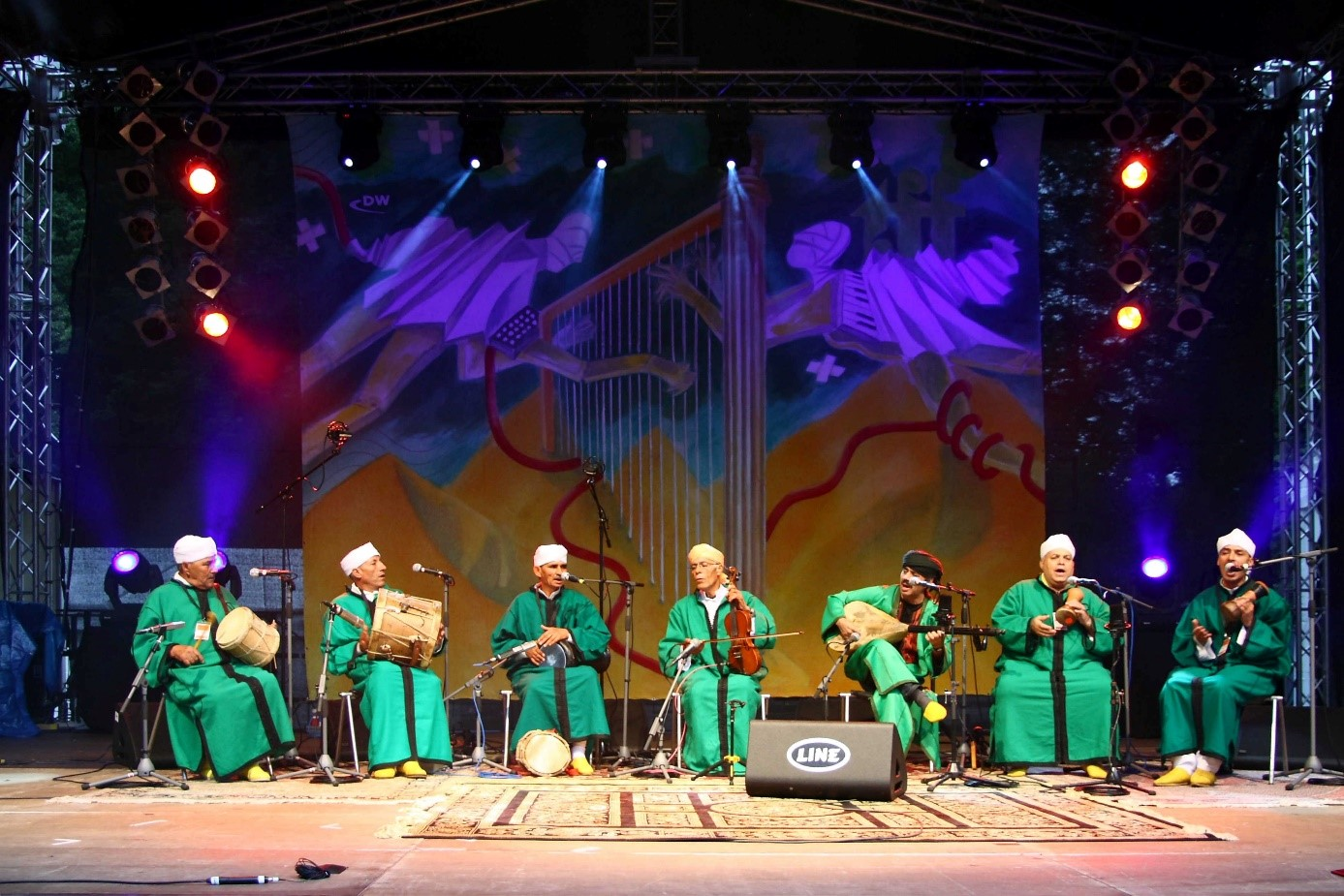Les Maîtres Musiciens Jajouka du Rif Occidental : Tradition Millénaire Amazighe sans Pareil