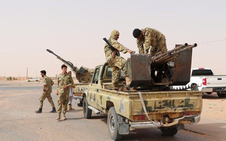 Chaos en Libye : pourquoi la situation est explosive - Le Parisien